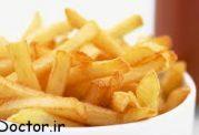 انواع پخت سیب زمینی و فواید و مضرات آنها