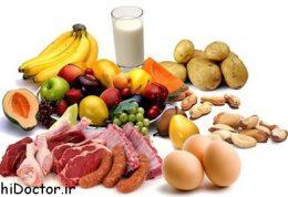 غذا هایی که ماهیچه های شما را قوی می کنند