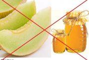 غذا هایی که با هم ناسازگار هستند را بشناسید