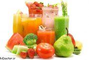 با تغذیه ی مناسب ، تاثیر هوای آلوده را از بین ببرید