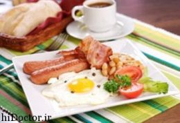 نقش صبحانه کامل در سلامت قلب