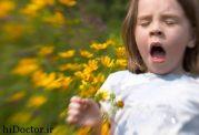 فصل بهار و آلرژی + راه های درمان