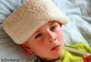با این روش ها تب کودک خود را کاهش دهید