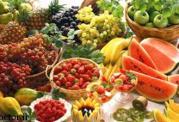 بررسی میوه و سبزیجات از روی ظاهر آنها