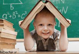 بچهتان هنگام درس خواندن حواسش سرجایش نیست؟