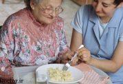 بی اشتهایی افراد مسن به چه علتی است؟