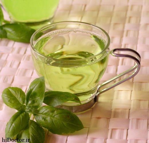 بر بیماری چشمی چای سبز چه تاثیری دارد؟