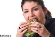 هر قاشق  غذا را 40 بار بجوید تا لاغر شوید