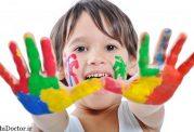 کودکان چه شخصیتهای رنگارنگی دارند؟