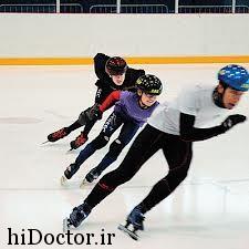 آشنایی با تجهیزات و قوانین ورزش اسکیت سرعت