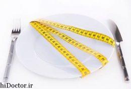 زمانیکه  زیاد نمی خوریم اما چاق می شویم