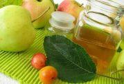 رفلاکس معده را با سرکه سیب درمان کنید