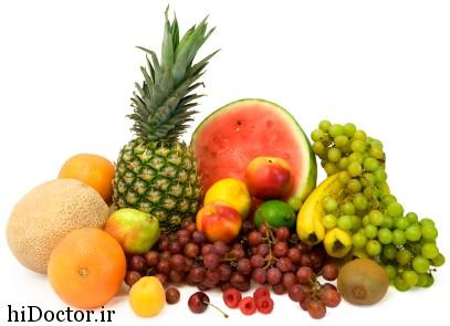 میوه های مفید و میوه های مضر در دوران بارداری