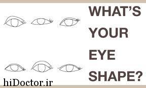 زمان آرایش مدل چشمانتان را فراموش نکنید