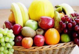 نکاتی در مورد فواید پوست میوه ها