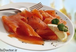 تاثیر خوردن ماهی بر جنین