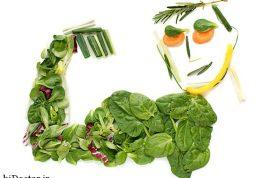 بررسی رژیم های غذایی گیاهخواری و فواید و مضرات آنها