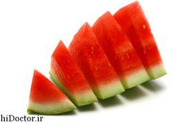 بررسی فواید باورنکردنی هندوانه