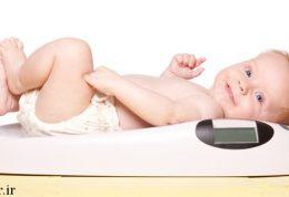 چگونه وزن کودک خود را متعادل نگه داریم؟