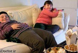 اضافه وزن در نوجوانی و عوارض آن در بزرگسالی