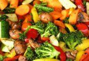 بررسی گروه سبزیجات از دیدگاه پزشکان
