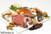 چگونه نیاز بدن نسبت به پروتئین را تامین کنیم