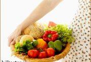 نکاتی مهم در رابطه با غذای مصرفی خانم های باردار