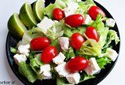 غذاهایی که سلامت معده را به خطر می اندازد