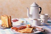 بررسی مواد غذایی وعده صبحانه در کشور های دیگر