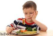 دلایل اصلی بروز بد غذایی در کودکان