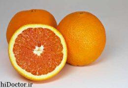 آیا پرتقال میوه ی مناسبی برای صبحانه است؟
