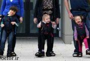 چطوری  میشود  به بچه های ناتوان در راه رفتن یاری کرد