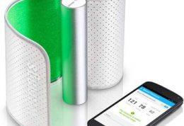 جدیدترین دستگاه فشار خون و ایرلس دار متصل به موبایل
