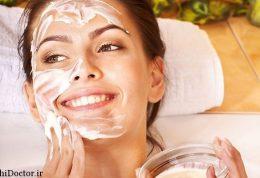 برای سفید کردن پوست چطوری درمان های خانگی را بکار ببریم