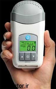 دستگاه تنفس مصنوعی کوچک هم درست شد