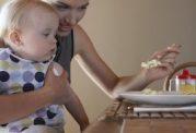شناسایی هر گونه آلرژی های غذایی در کودک