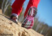 پیاده رویی کنید تا بدنتان را نجات دهید