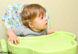 غذاهای جامد به بچه را چطوری شروع کنیم