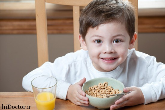 بهترین صبحانه برای کودکان چیست ؟