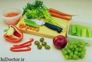 چگونه یک برنامه غذایی کامل داشته باشیم
