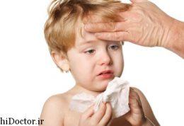 راه حل های طبیعی برای بیماری های کودکانه