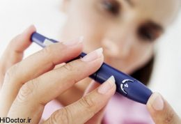 اگر دیابت کنترل نشود بر بدن چه عارضه ای بر جای میگذارد