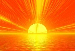 حفظ تناسب اندام با آفتاب مستقیم صبحگاهی
