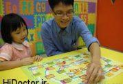 در حین بازی به کودک مطالب جدید یاد بدهید