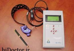 دستگاه تست قند خون بدون نیاز به گرفتن خون