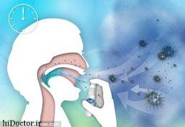 با ضد عفونی دهان میکروبهای ریوی کاهش پیدا می کند