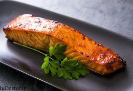 در سرطان پستان ماهی تا چه حد تاثیر دارد