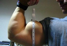 با برنامه تمرینی ۳ روزه  بدنسازان طبیعی ,افزایش حجم پیدا می کنند