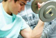 هر چقدر میزان تستسترون زیادتر باشد عضله زیادتر است
