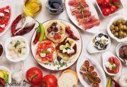 مصرف غذا بهتر است در چه ساعاتی استفاده شود